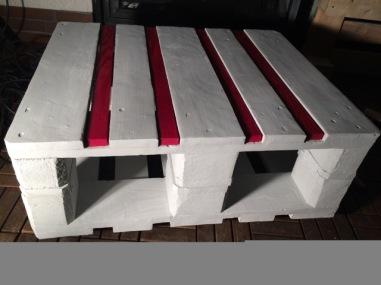 Paletten-Tisch - DIY