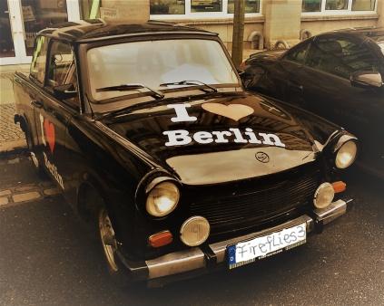 Fireflies goes Berlin