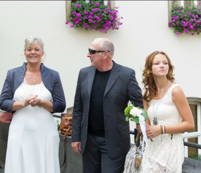 Katja, Uwe und Jana
