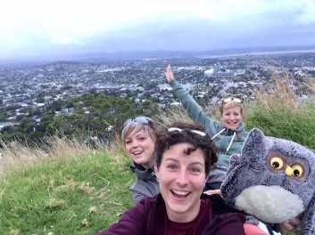 Auckland here we are!